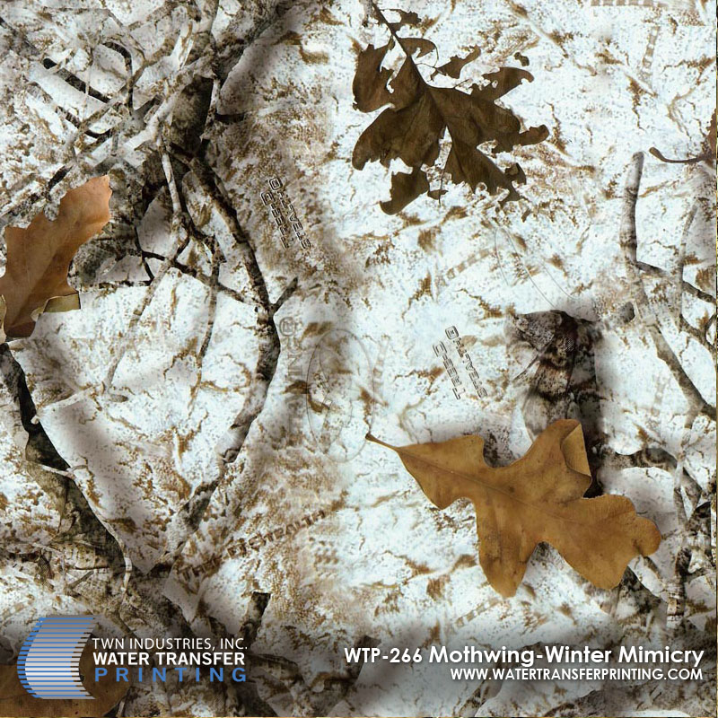 WTP-266 Mothwing-Winter Mimicry